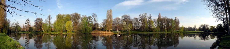 Grünes Idyll: Der Bois du Boulogne. (Foto: Pierre Metivier  
