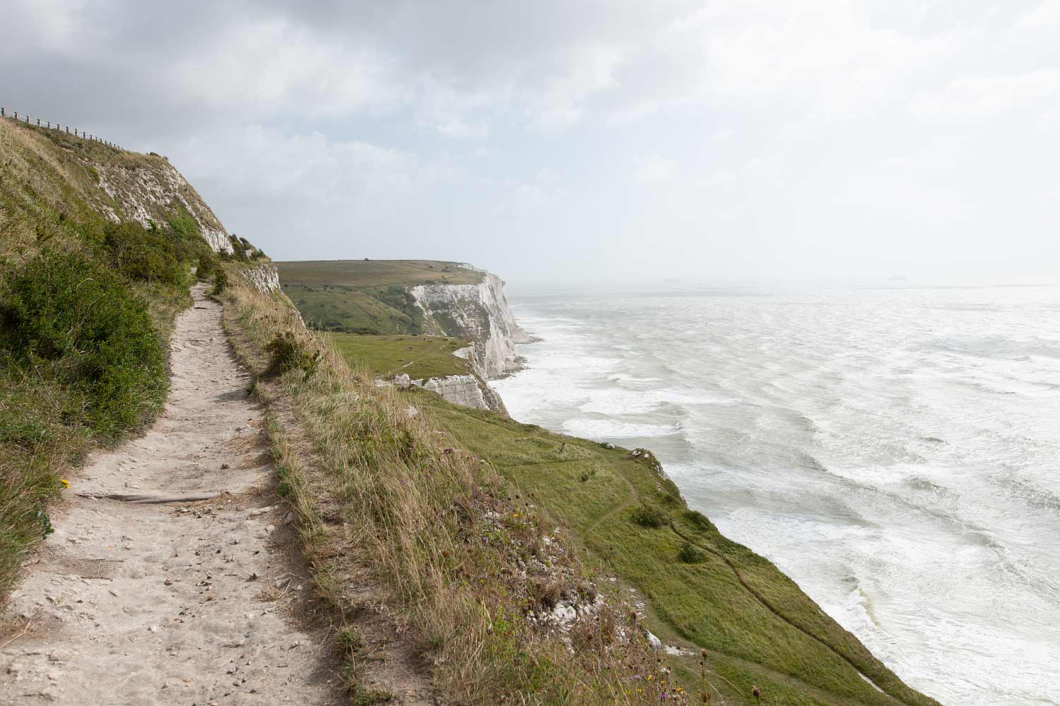 Die White Cliffs of Dover.