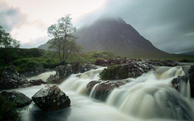 Von Ben A'an zur Isle of Skye: Mit Hund in die Highlands