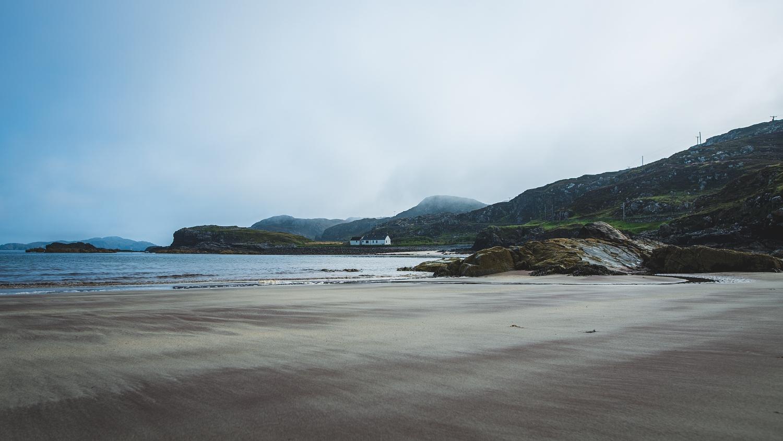 Clashnassie Bay