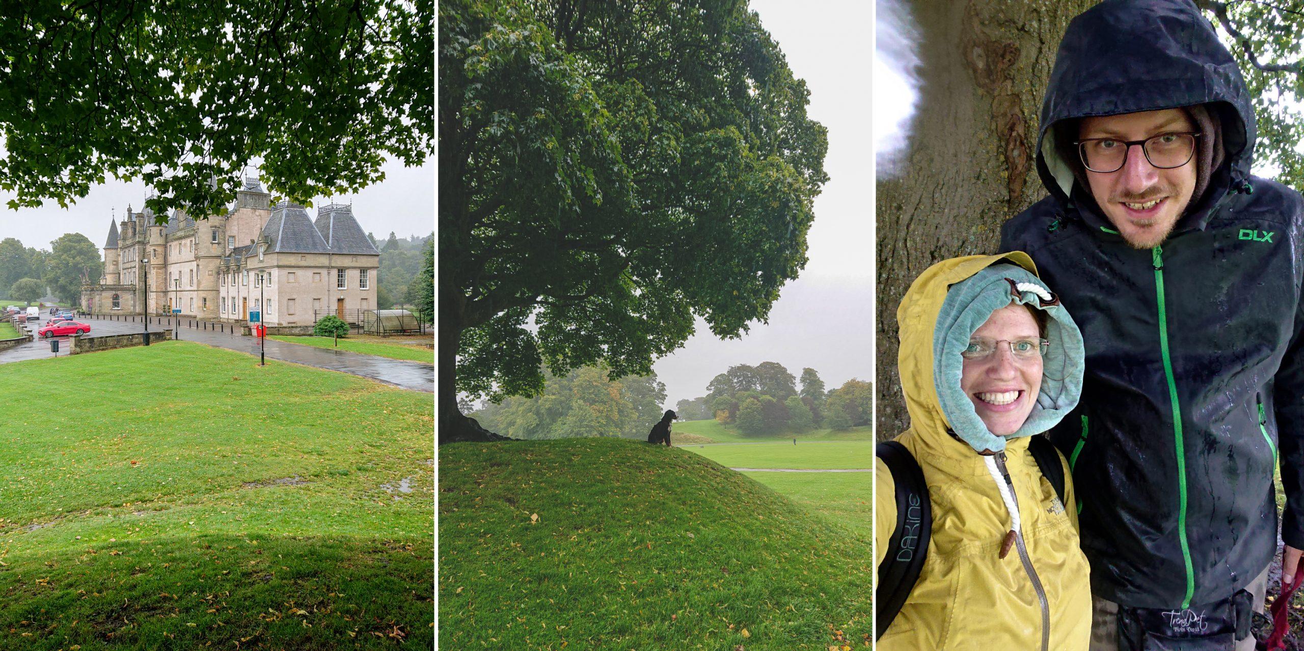 Hundterwegs im Callendar Park