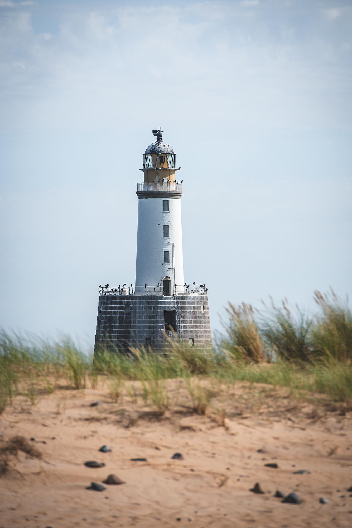 Rattray Head Lighthouse