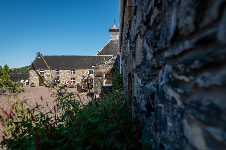 Tour mit Schwipps: Die Glenfiddich Destillery.